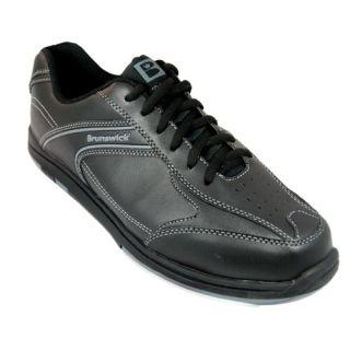 flyer black bowling shoes sz 6 the new brunswick flyer black bowling