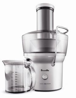 Breville BJE200XL Compact Juice Fountain Juicer Extractor 700 Watt RM