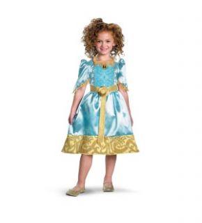 Disney Brave Movie Merida Classic Costume Dress Child Toddler New