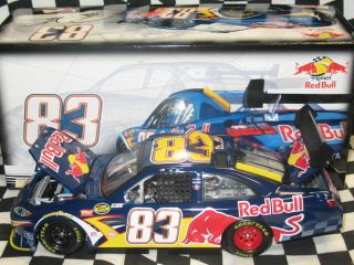 24 Brian Vickers Red Bull 2007 Diecast Cot Car 2R