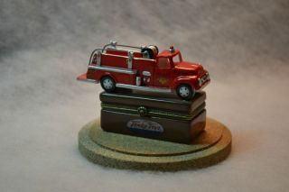 Midwest PHB  Tonka Toys! Fire Truck
