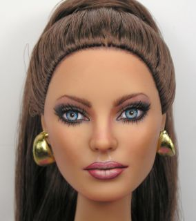 Bridget OOAK Barbie Basics Art Doll Repaint By Pamela Reasor