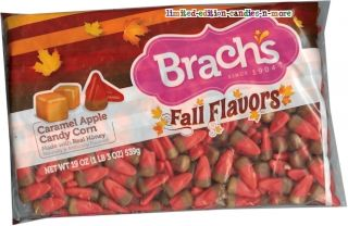 Bag Brachs Caramel Apple Candy Corn 19oz Halloween Candy