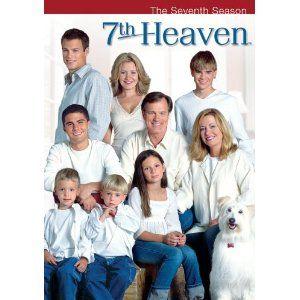 7th Heaven The Complete Seventh Season 7 Seven DVD 2008 5 Disc Set New