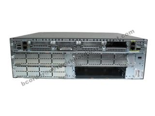 Cisco 3845 Router CISCO3845 CCME/K9 2x GigE w/ Call Manager CME