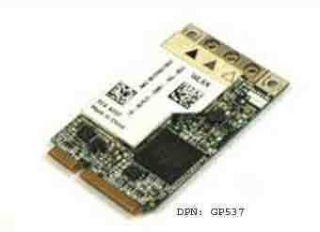 GP537 0GP537 Dell Broadcom WLAN WiFi Mini PCI E Card Tested 30 Days