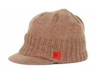 New Authenitc Adidas Flapjack Brimmer Military Knit Beanie Hat Sick
