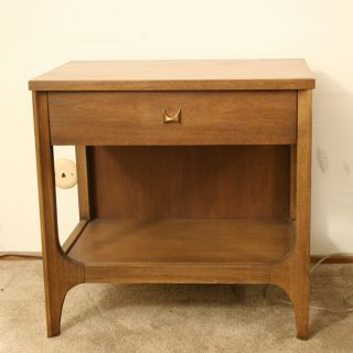 Broyhill Brasilia A Very Lonesome Nightstand Looking for A Good Home