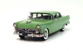 BROOKLIN 1955 FORD METEOR BUSINESS COUPE CTCS