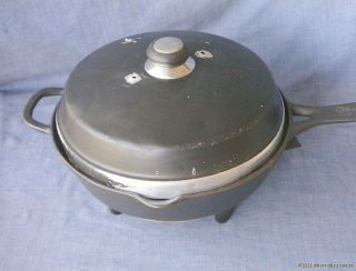 Breville Country Kitchen Cast Iron Electric Fry Pan