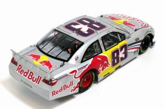 2011 Brian Vickers #83 Red Bull 124 Scale Diecast Car by Action