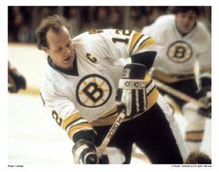 Boston Bruins Vintage Hockey Games DVDs