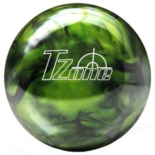 12lb Brunswick T Zone Green Envy Bowling Ball