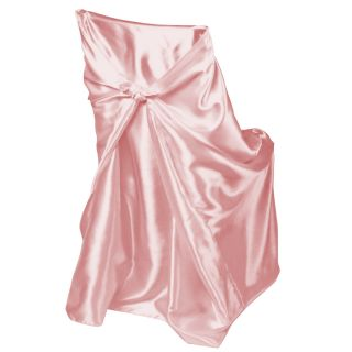 Satin Universal Chair Cover High Quality for Wedding Shower or Party