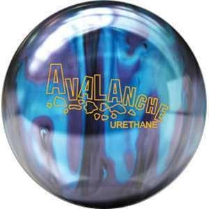 15lb Brunswick Avalanche Urethane Bowling Ball