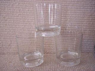 buchanan s deluxe scotch whisky tumbler glasses