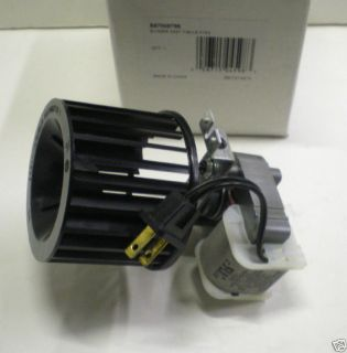 97009796 Broan Fan Motor for Bulb Heater 99080351