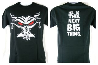 Brock Lesnar The Next Big Thing T Shirt New Adult Sizes