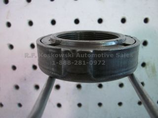 Ford F150 Pickup Truck Bronco 4x4 Front Spindle Nut Assembly