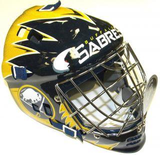Buffalo Sabres NHL Franklin Youth Street Hockey Goalie Mask