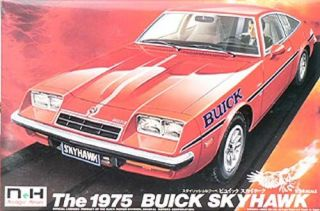 Doyusha NH30 The 1975 Buick Skyhawk 1 24 Scale Kit