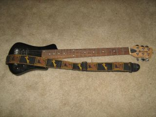Brownsville Electric Mini Travel Guitar