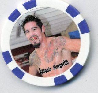 antonio margarito fight collector chip  5 50