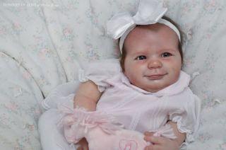 Bundles of Love Prototype Reborn Baby by Melissa George