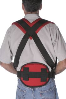Grip System Moving straps furniture lifting straps GripSystem RED