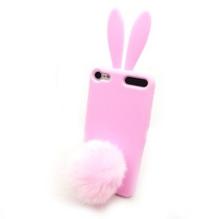 Selectable Bunny Rabbit TPU Skin Case Cover for Apple iPod Touch 5