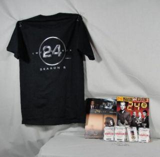 24 federal bureau of prison badge set collectors kit