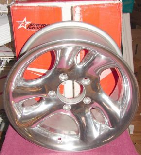 DEAL American Racing Perform Wheel AR1366835 Polished 16 5x35mm 8 wide