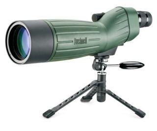 Bushnell 20 60x65 Trophy Spotting Scope Green Black w Case 782065