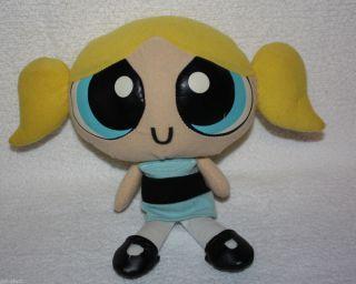 10 Powerpuff Girls Bubbles Stuffed Doll