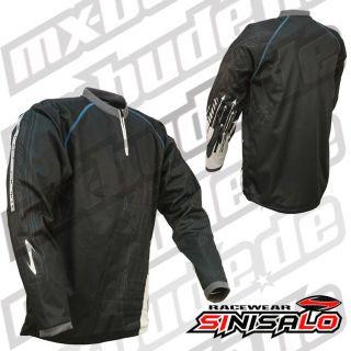 Sinisalo Xtreme Jersey Shirt Trikot Motocross Enduro Cross Quad MX FMX