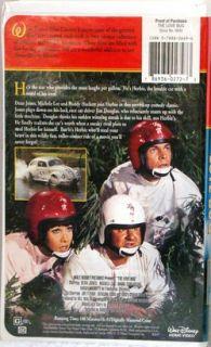 Disney The Love Bug Video VHS Dean Jones Michele Lee B