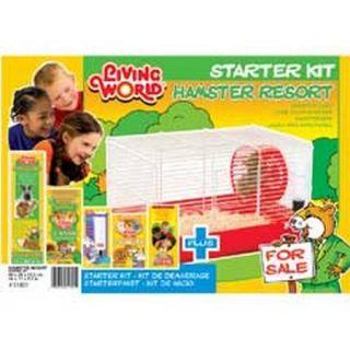 Hagen Living World Hamster Starter Kit Hamster Cage