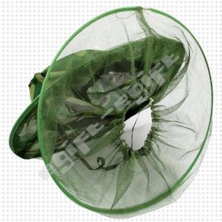 Mosquito Bees Bugs Insect Head Face Mesh Net Camping