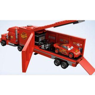 Lego 8486 Cars Macks Team Truck Lightning McQueen Mack Tractor