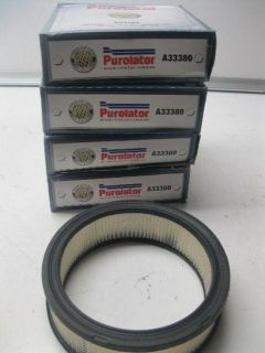 Air Filter 4 Piece GMC Buick Chevrolet Pontiac Oldsmobile