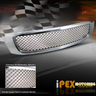 100 Perfect Fitment 2000 2005 Cadillac DeVille Chrome Front Hood Grill