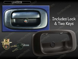 OE Style Tailgate Lock 99 06 Chevy Silverado GMC Sierra 1500 2500 3500