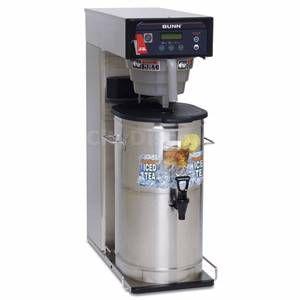 Bunn 35700 0001 Ice Tea Coffee Maker Infusion Series