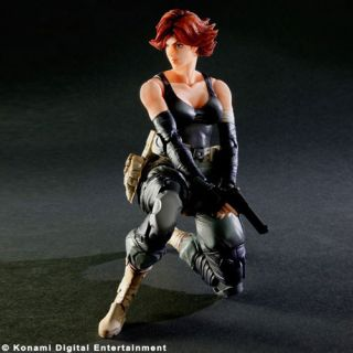 Square Enix Play Arts Kai Metal Gear Solid Meryl Silverburgh