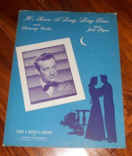 Its BEEN A Long Long Time by Cahn Styne Harry James