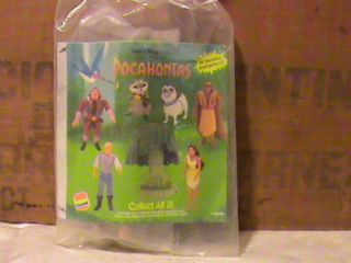 Pocahontas Burger King Toy