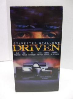 Car Movie Video Sylvester Stallone Burt Reynolds 085392101337