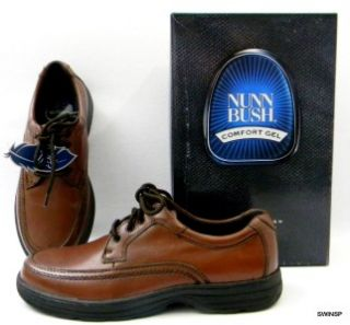 New In Box Nunn Bush Mens Kieran Moctoe Slip On Shoes