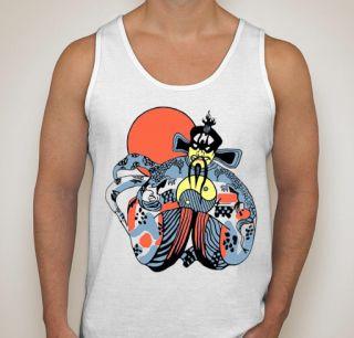 in Little China Chinaman Tank Top Shirt Jack Burton M XL