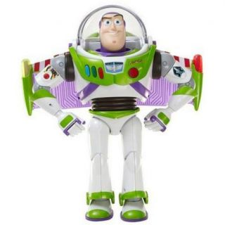 Disney Pixar Toy Story Buzz Lightyear Total Control Deluxe Figure BNIB